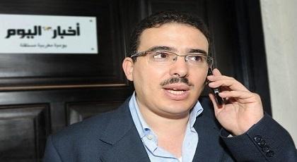 هذا سبب استدعاء الكاتبة الخاصة للصحفي توفيق بوعشرين