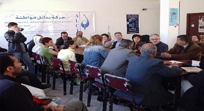 يهم إقليمي الناظور والدريوش.. برنامج لتنمية قدرات الفاعلين المدنيين بالجهة الشرقية