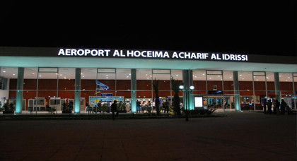 الحسيمة.. خط جوي جديد يربط مطار الشريف الادريسي بأمستردام الهولندية
