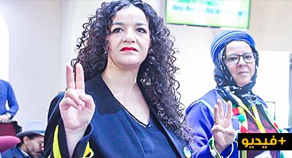 نادية معطوب: أتضامن مع حراك الريف والمرأة لها دور فعال في الدفاع عن القضية الأمازيغية