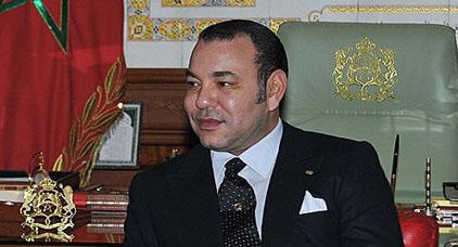 الملك محمد السادس يجري عملية جراحية تكللت بالنجاح