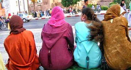 دراسة.. 70 في المائة من المغاربة يعتبرون أن مكان المراة هو المنزل