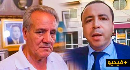 والد ناصر الزفزافي يعاود الاحتجاج في بروكسيل.. و البوشتاوي: مستمر رغم السجون