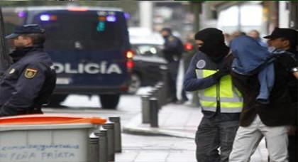 السلطات الاسبانية ترحل مغربيا بعد تمجيده للارهاب ودعوته الى قتل الاسبان