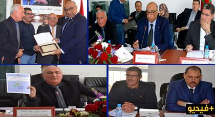 مجلس غرفة التجارة والصناعة لجهة الشرق يعقد دورته بالدريوش ويعلن عن مشاريع هامة للإقليم