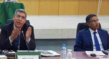 رؤساء جماعات الحسيمة في اجتماع مع المجلس الجهوي للحسابات لهذا السبب