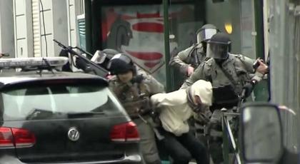 توقيف ثمانية أشخاص في قضية إرهاب بحي مولنبيك الذي يقطنه المغاربة
