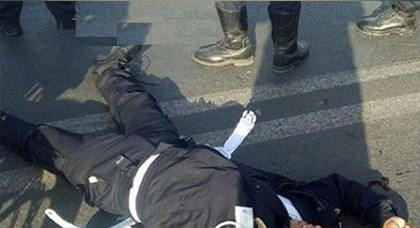 استنفار أمني بعد دهس خطاف لرجال أمن في دورية تنظم حركة السير