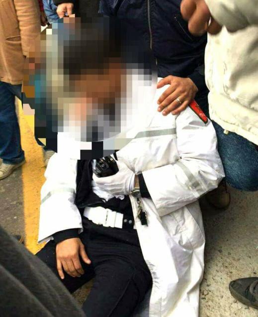 حتا الامن في خطر.. اعتداء بالسلاح الأبيض على شرطي وسط العاصمة الرباط