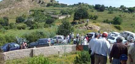 جمعية تنملال للتنمية والبيئة تنظم حفل غذاء جماعي