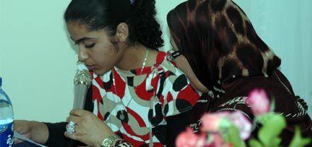 حفل توزيع الجوائز على الفائزات في المسابقة الأدبية للقصة القصيرة بدار البر بزايو