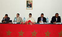 الأستاذ جمال عزوزي ينال الدكتوراه بميزة مشرف جدا في كلية الشريعة بفاس