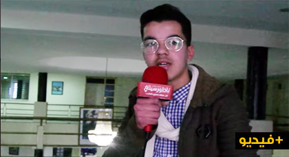 البودكاستر الناظوري أشرف المسعودي: أعالج مواضيع اجتماعية محضة والفضل يعود لتشجيعات أبواي