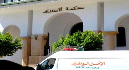استئنافية الحسيمة تضاعف عقوبات حبسية في حق 6 معتقلين على ذمة الحراك