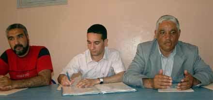 ميلاد فرع جمعية الدفاع عن المغاربة ضحايا الترحيل التعسفي من الجزائر بزايو