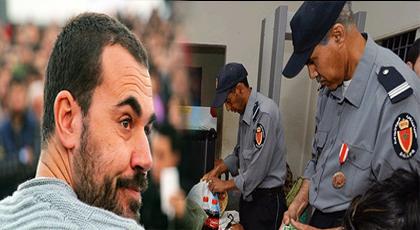 جريدة الصباح تتهم أشخاصا بمحاولة ادخال هاتف نقال لقائد حراك الريف