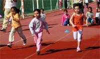 مؤسسة الرسالة تنظم السباق السريع الرابع بمناسبة اليوم الأولمبي المدرسي