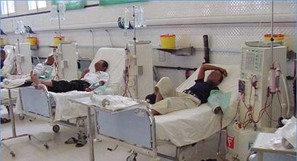 فضيحة.. معدات فاسدة بمراكز تصفية الدم تحرك وزير الصحة للتدخل العاجل