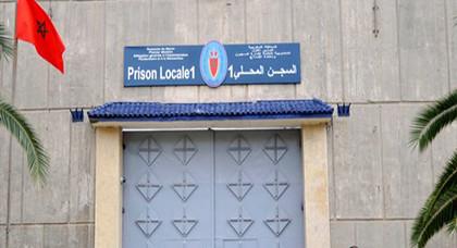 إدارة سجن عكاشة: قمنا بحجز هواتف ومخدرات حاول بعض الاشخاص إدخالها لمعتقلي حراك الريف