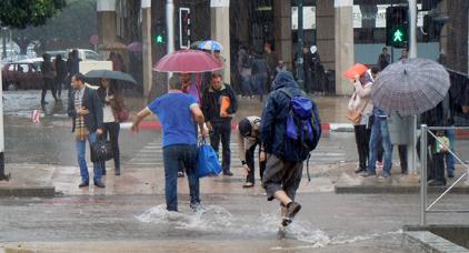 طقس الأربعاء.. برد و سحب وتساقطات مطرية في الواجهة المتوسطية والريف