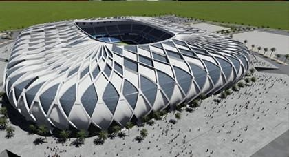 الحسيمة.. انطلاق أشغال تشييد الملعب الكبير على مساحة 20 هكتار بمواصفات عالمية