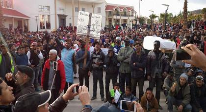 محامي معتقلي حراك جرادة: عدد المعتقلين بلغ 50 ضمنهم طفلة تتابع في حالة سراح