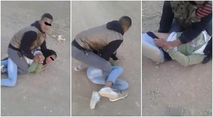 انتشار فيديو يوثق محاولة مراهق اغتصاب تلميذة يستنفر الأمن لتحديد هوية الجاني للوصول إليه