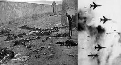 الذاكرة المشتركة تراسل سياسيين وحقوقيين بالعالم حول الغازات السامة