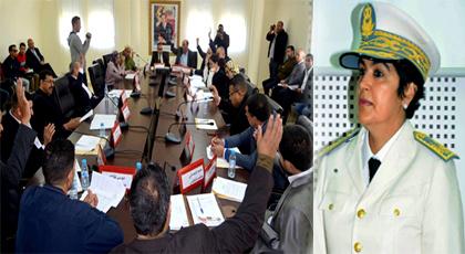 لجنة عن المفتشية العامة للإدارة الترابية بوزارة الداخلية تحل بجماعة الدريوش لهذا السبب