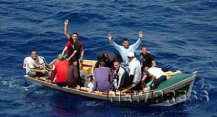 البحرية الملكية توقف 35 مرشحا للهجرة السرية في سواحل الحسيمة