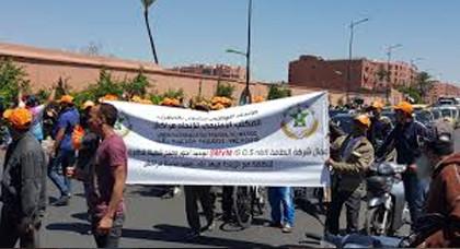 بسبب احتجاجات مهنيي النقل.. مشادات بين باشا بركان والسعيدية تطورت إلى سب وقذف وشتم