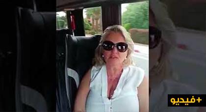 الشوهة..سياح سرقوهم فمراكش والبوليس مبغاوش إيديرو المحضر
