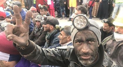 تأجيل جلسة سبعة معتقلين على خلفية أحداث حراك الفحم بجرادة إلى هذا التاريخ