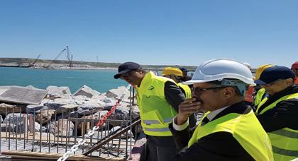 فضيحة الغش في بناء ميناء آسفي تطرح ضرورة مراقبة الالتزام بالشروط التقنية في تشييد ميناء الناظور