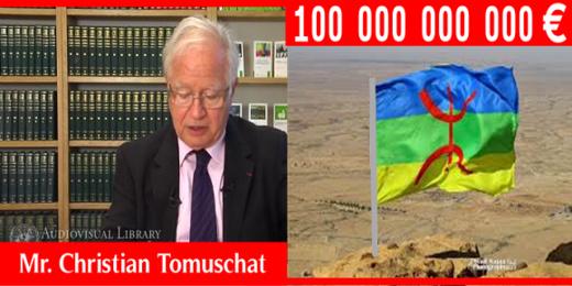 خبير ألماني: يجب على فرنسا وإسبانيا الاعتذار للأمازيغ وتعويضهم بملايير اليوروهات