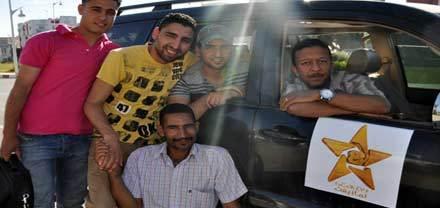 """الفنان الناظوري """"بوزيان"""" على القناة الأمازيغية"""