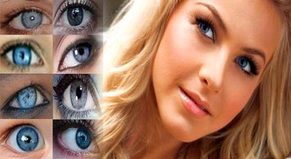 يهم الناظوريات المهتمات بالتجميل.. تغيير لون العينين إلى الأزرق أصبح ممكنا وبهذا الثمن فقط