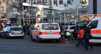 مقتل أشخاص في عملية دهس قامت بها سيارة في مدينة مونستر الألمانية