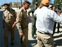 المعطلون بالدريوش يستمرون في التصعيد  والسلطات تحاصر احتجاجاتهم