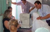 حملة طبية بقرية أركمان لأزيد من 250 مستفيد