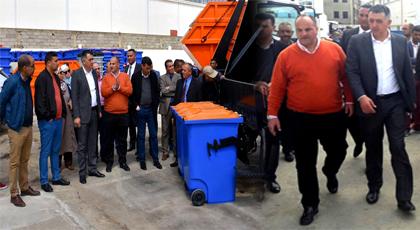 ابن ميضار محمد السطوطي يقود بنجاح شركة هنكول لتدبير قطاع النظافة والتطهير بمدن جهة طنجة