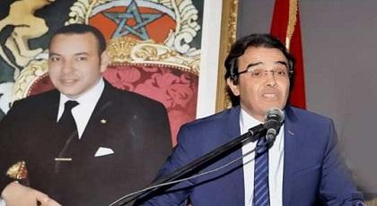الوزير المكلف بمغاربة العالم يدعو شباب المهجر للدفاع عن المغرب أمام خصومه بالخارج