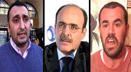 المحامي إسحاق شاريه: سقط القناع عن إلياس العماري في محاكمة ناصر الزفزافي