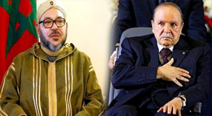 الملك يعزي الرئيس الجزائري ويترحم على ضحايا تحطم الطائرة العسكرية