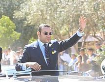 """محمد السادس تمكن """" بأسلوب خاص"""" من تغيير وجه المغرب"""