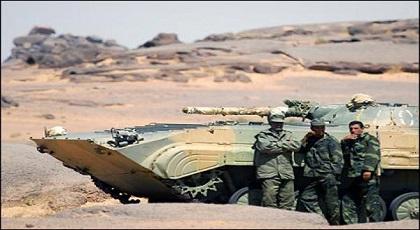 """هذه هي كل المعدات العسكرية """"القديمة والمحدودة"""" التي تهدد بها """"البوليساريو"""" المغرب"""