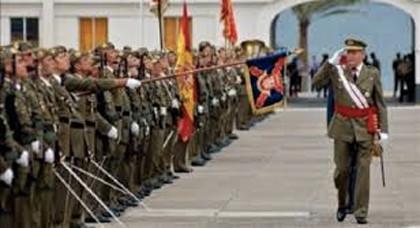 مغاربة يدينون احتفال الجيش الإسباني بمدينة مليلية ويدعون إلى وقفة احتجاجية أمام السفارة الإسبانية بالرباط