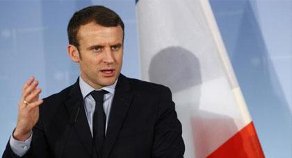 الرئيس الفرنسي يعرب عن تقديره للمحجبات ويدعو مواطني بلده الى احترامهن
