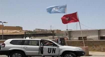 """هذا ما دعا إليه التقرير الذي رفعته """"المينورسو"""" إلى الأمم المتحدة حول الصحراء المغربية"""