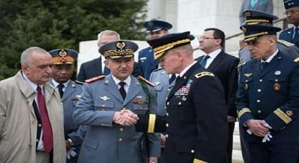 """الجنرال """"الوراق"""" يحل بالبنتاغون.. ومصادر تربط الزيارة بضربة عسكرية محتملة قد يوجها المغرب للبوليساريو"""
